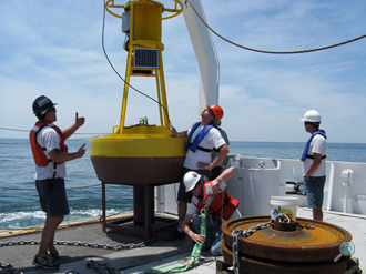 MSI has extensive deployment & recovery experience at sea