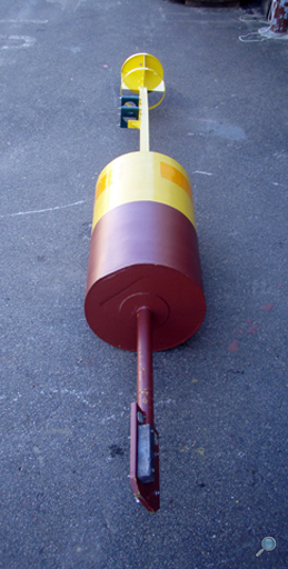 S-200 Spar surface buoy